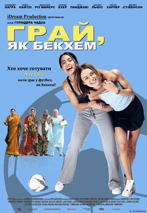 Фільм «Грай, як Бекхем» (2002)