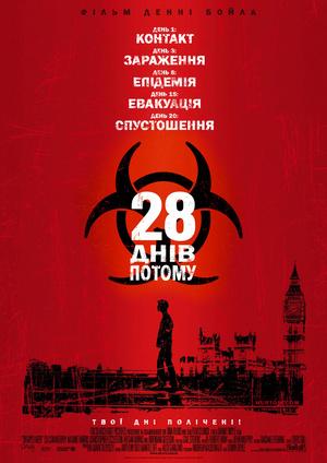 Фільм «28 днів потому» (2002)