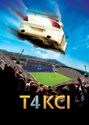 Фільм «Таксі 4» (2007)