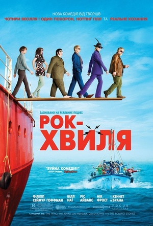 Фільм «Рок-хвиля» (2009)