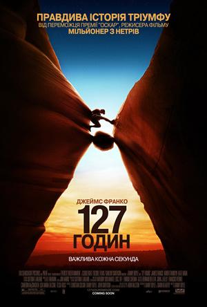 Фільм «127 годин» (2010)