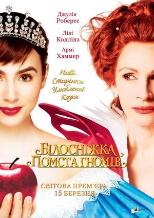 Фільм «Білосніжка: Помста гномів» (2012)