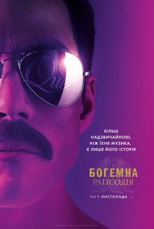 Фільм «Богемна рапсодія» (2018)