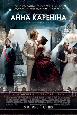 Фільм «Анна Каренiна» (2012)