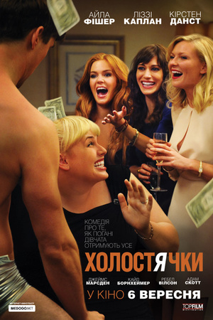 Фільм «Холостячки» (2012)