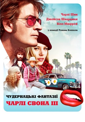 Фільм «Чудернацькі фантазії Чарлі Свона ІІІ» (2012)