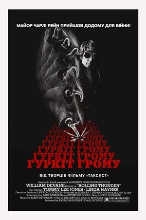 Фільм «Гуркіт грому» (1977)