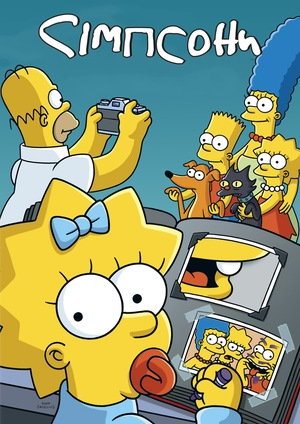 Серіал «Сімпсони» (1989 – ...)